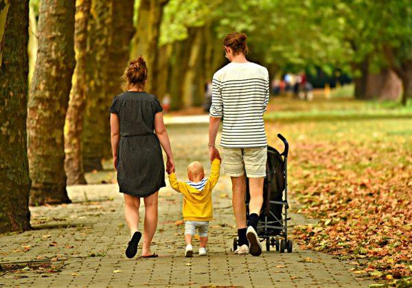 National Walking Month