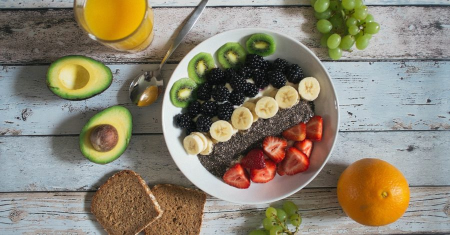 Simple healthy food swaps to improve your nutrition and diet