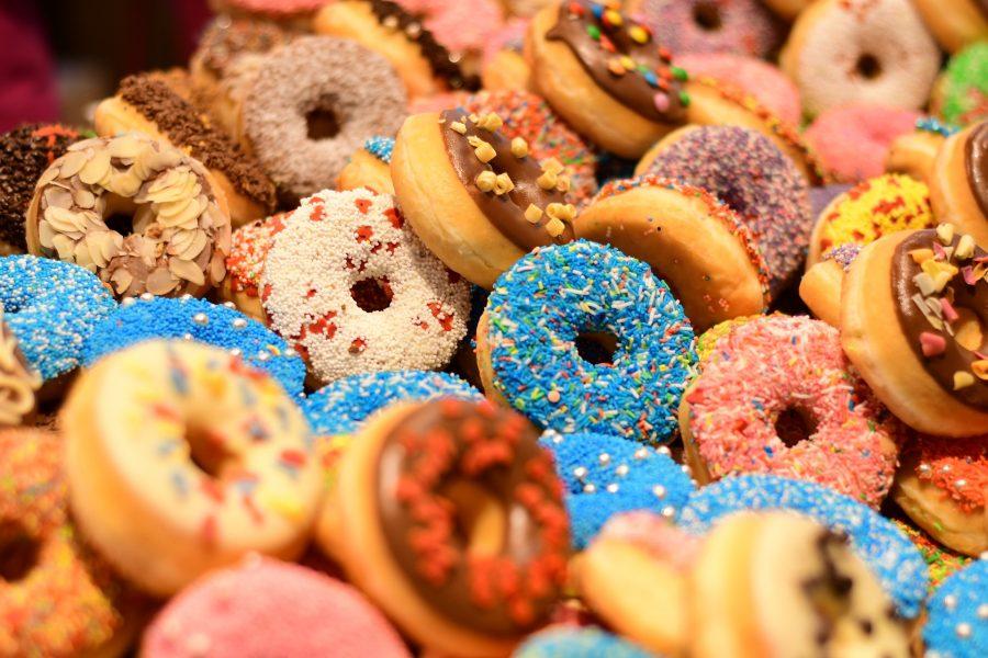 Doughnuts: A 'Hole' lot of sugar
