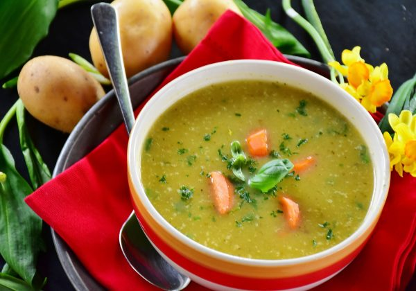 Why soup is so good for you